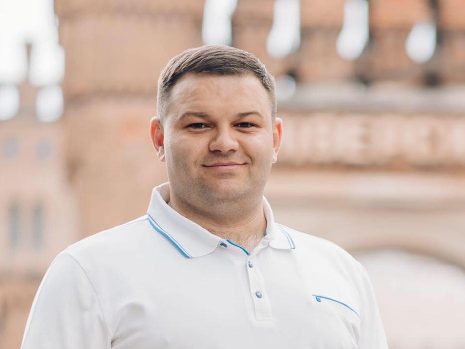 Син Івана Мунтяна - Артур, який може стати заступником голови Чернівецької ОДА