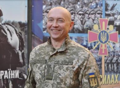 Чернівецький ОВК привітав захисників з Днем резервіста