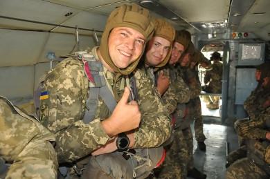 Буковинців запрошують стати десантниками, або поповнити лави князівської піхоти