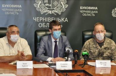 До лав Збройних Сил та інших військових формувань України призвуть 455 молодих буковинців