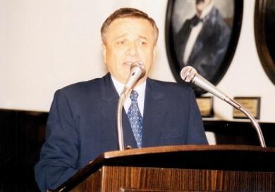 Відійшов у вічність колишній заступник Чернівецького міського голови, перший директор департаменту економіки Омелян Несторович Канюк