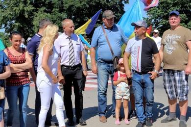 10 день протестів людей в Атаках біля Хотина, а виконавча влада робить вигляд що нічого не відбувається, - Віталій Мельничук (ФОТО+ВІДЕО)
