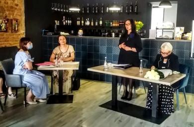 У Чернівцях створено Громадську організацію «Спілка жінок Буковини», голово якої обрано Марію Мандрик-Мельничук (ФОТО)