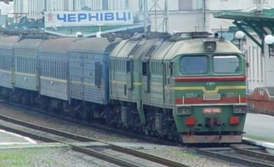 Укрзалізниця відновила потяги з Чернівців до Києва та Одеси
