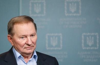 Кучма припиняє роботу в Тристоронній контактній групі (ТКГ) з питань Донбасу