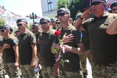 Сесія облради підтримала ініціативу буковинських свободівців щодо допомоги військовим частинам, які базуються в Чернівцях
