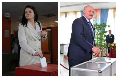 Лукашенка офіційно оголосили переможцем президентських виборів: білоруси обурені неймовірними фальсифікаціями і скликають Марш свободи