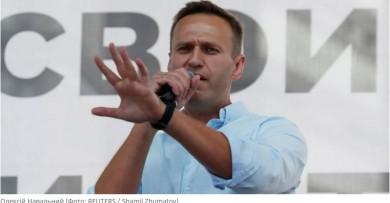 Отруєння Навального. ЗМІ повідомляють про набряк мозку, опозиціонера хочуть перевезти до Німеччини