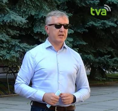 Осачук закликав буковинців не протестувати проти карантину і пам'ятати про цінність кожного людського життя (ВІДЕО)
