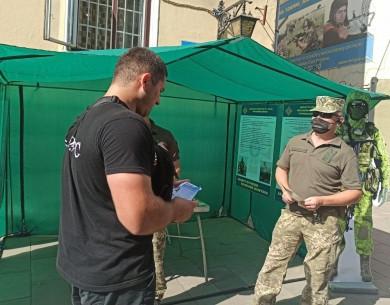 Воїни бригади «Едельвейс» закликають буковинців приєднуватисть до захисту Батьківщини у складі їхнього підрозділу (ФОТО)