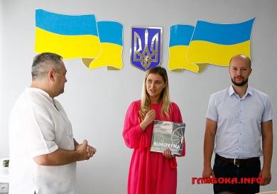 """Глибоцька громада отримала відзнаку в номінації конкурсу """"Успішна громада Буковини"""""""