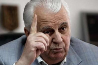 Кравчук оправдовуєтся, що інспекцію під Шумами ініціював радник президента Росії Козак