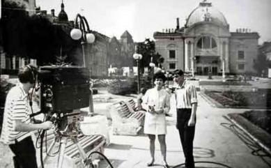 """13 вересня 50 років тому у Чернівцях вперше виконали """"Червону руту"""" (ВІДЕО)"""