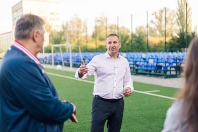 У Чернівцях нарешті здадуть в експлуатацію футбольний довгобуд - стадіон