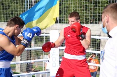 У Чернівцях відбувся ювілейний V турнір з боксу на Кубок Едуарда і Олександра Погодіних (ФОТО)