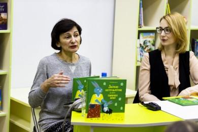 Дитяча книжка чернівчанки Оксани Драчковської стала лауреатом премії BookForum Best Book Award 2020