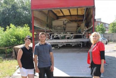 На Буковині громадські організації допомагають лікувальним закладам боротись з короновірусом
