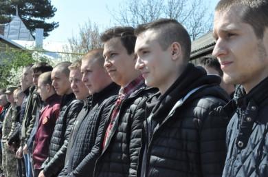 На Буковині готуються до чергового призову на військову службу до ЗСУ, який розпочнеться в Україні 1 жовтня