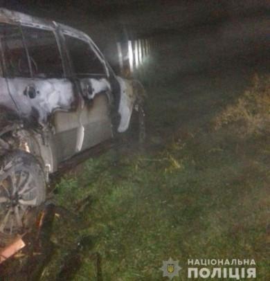 На Путильщині в результаті ДТП в автомобілі згорів живцем 30-річний буковинець (ФОТО)