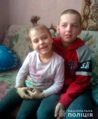 На Хотинщині поліцейські розшукують двох зниклих малолітніх дітей