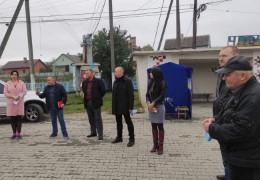 Попередній перегляд новини: Чорнівка вже ніби місто, але сільські проблеми несправедливого розпаювання та передачі землі власникам залишилися