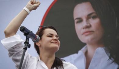 """Тіхановська поставила Лукашенку """"народний ультиматум"""" піти у відставку до 25 жовтня"""