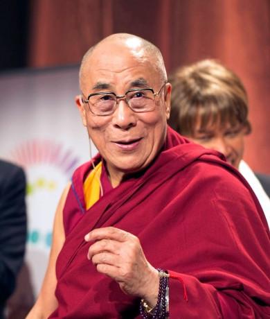 Чернівчани 20 жовтня можуть поспілкуватись із Далай-ламою у прямому етері