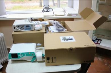 """Благодійний фонд """"Відкриті очі"""" передав медичне обладнання для Чернівецької дитячої лікарні"""