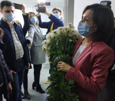 Розгром Додона: як Мая Санду перемогла у Молдові та що це означає для України