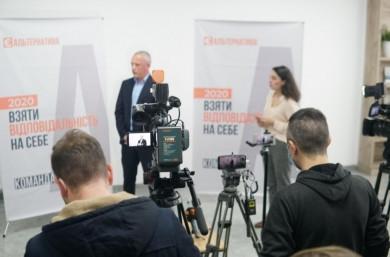 Кандидат у мери Чернівців Клічук інфікувався коронавірусом. Це міняє деякі його плани