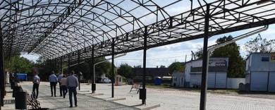 На Калинівському ринку відкрили автостанцію, яка обслуговуватиме Вижницький напрямок