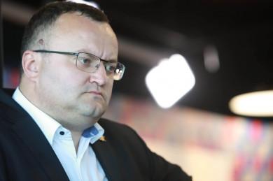 Олексій Каспрук закликав чернівчан 29 листопада прийти на вибори, щоб не допустити перемоги клану Михайлішина-Продана-Фірташа