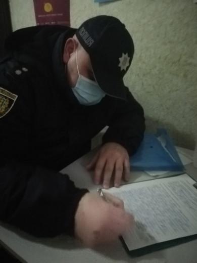 Станом на 18:00 поліцейські зареєстрували 9 повідомлень про можливі порушення виборчого законодавства