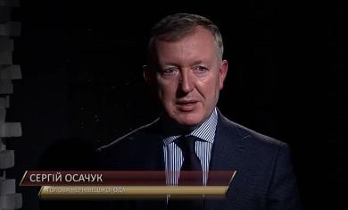 Голова Чернівецької ОДА Сергій Осачук: «Я не нарцис. Просто мислю себе все життя офіцером. Сприймайте мене майже, як у офіцерському кітелі» (ВІДЕО)