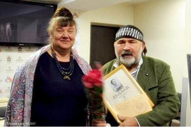 У Чернівцях вручили міжнародну літературно-мистецьку премію імені Ольги Кобилянської