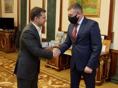 Зеленський призначив нового голову Хмельницької ОДА