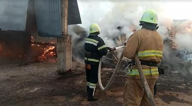 На Буковині за за вихідні сталося сім пожеж