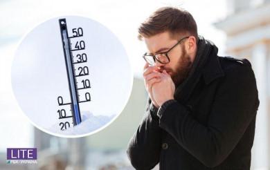 В Україну йдуть морози до -22: які регіони опиняться під ударом