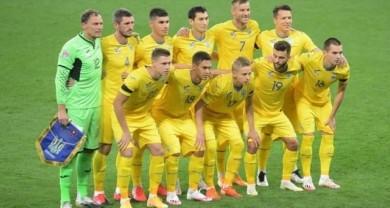 Визначилися суперники України у відборі на ЧС-2022 з футболу