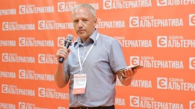 Новообраний мер Чернівців Клічук склав повноваження президента Клубу підприємців Буковини
