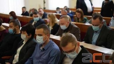 У Чернівцях розпочалася перша сесія Чернівецької районної ради. Фракція ОПЗЖ оголосила, що преходить в опозицію (НАЖИВО)