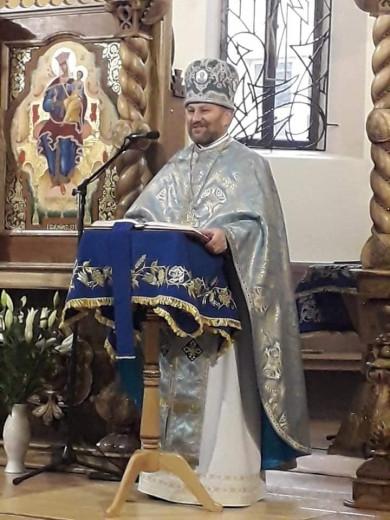 Парафіяни храму Різдва Пресвятої Богородиці та Св. Антонія УГКЦ у Чернівцях вирішили відсвяткувати Різдво Христове 25 грудня