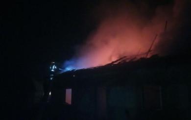 Минулої доби на Буковині в пожежі загинула людина