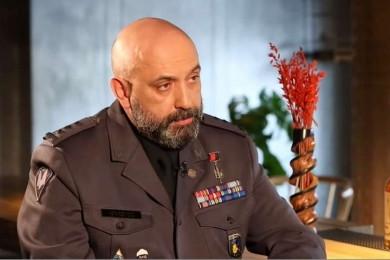 Зеленський звільнив з РНБО Кривоноса, який осмілився його критикувати