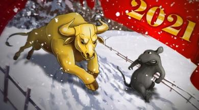 Редакція БукІнфо щиро вітає своїх читачів з Новим 2021 роком та Різдвом Христовим!