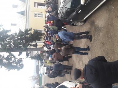 У Мамаївцях пройшли стихійні збори мешканців ОТГ з приводу антиконституційного підвищення цін на газ та його транспортування (ФОТО)