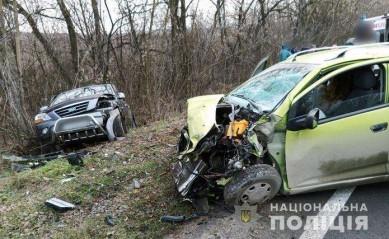 В аварії на Буковині постраждало троє дітей (фото)