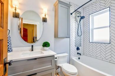 Ремонт у ванній кімнаті: 5 етапів