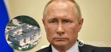 Навальний показав палац Путіна: аквадискотека, столик за два мільйони і приватне казино (відео)