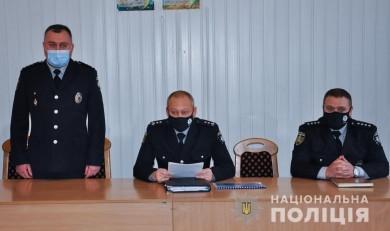 На Буковині представили нових керівників відділень поліції у Заставні, Кіцмані та Глибоці
